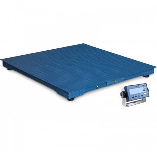 Cantar platforma Dini Argeo FLE3000 display DFW-1 rampa de acces 1500/3000 kg
