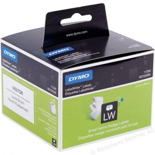Etichete Dymo LabelWriter DY99010 89x28mm hartie alba adrese