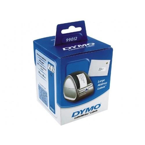 Etichete Dymo LabelWriter DY11355 19x51mm hartie alba detasabile