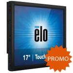 Monitor POS touchscreen ELO Touch 1790L rev. B, IntelliTouch, ZeroBezel, open frame, negru