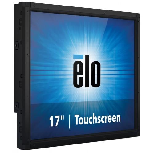 Monitor POS touchscreen ELO Touch 1790L rev. B PCAP ZeroBezel open frame negru