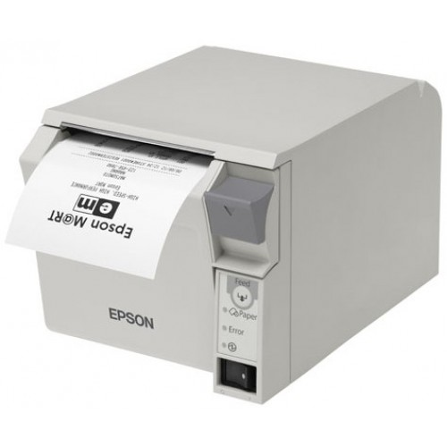 Imprimanta termica Epson TM-T70II USB Serial alba