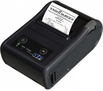 Imprimanta termica portabila Epson TM-P60II Bluetooth