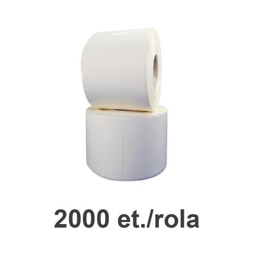 Role de etichete compatibile Epson / Primera 60x89mm gap 4.13mm 2000 et./rola