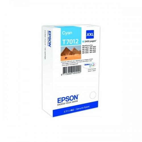 Cartus cerneala Epson T7012 XXL cyan