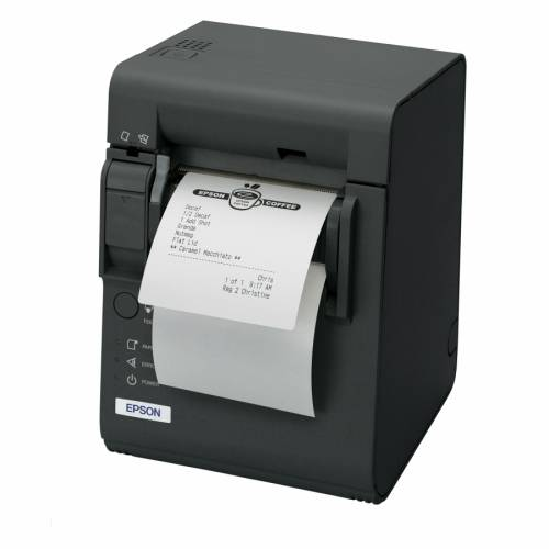 Imprimanta termica Epson TM-L90 203DPI Ethernet cutter