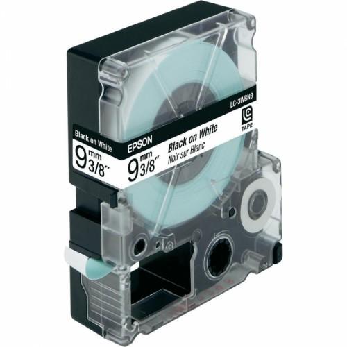 Banda continua hartie laminata Epson LC-3WBN9 9mm