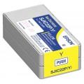 Cartus cerneala Epson ColorWorks C831, galben