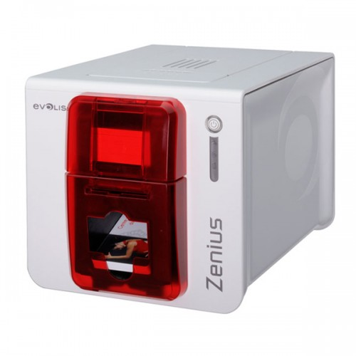 Imprimanta de carduri Evolis Zenius single side Ethernet LED