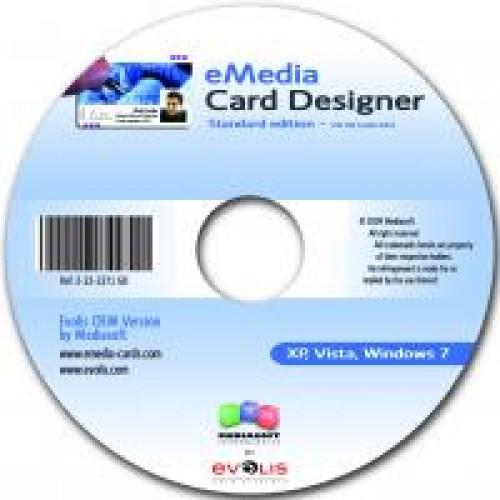 Evolis eMedia Card Designer v6 - Professional Edition