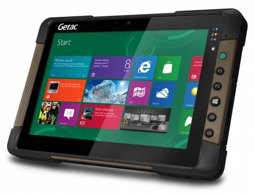 Tableta enterprise Getac T800 4G 2D