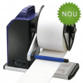 Rewinder electric etichete Godex T10, [RECONDITIONAT]