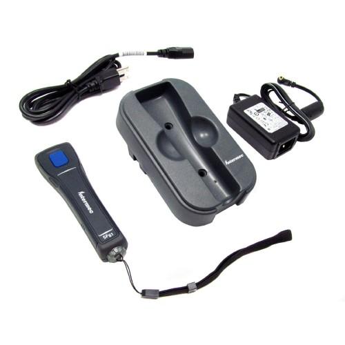 Cititor coduri de bare Honeywell SF61B 2D Bluetooth cradle gri
