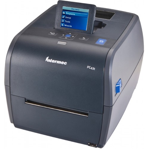 Imprimanta de etichete Honeywell PC43T 203DPI RFID senzor mobil