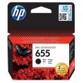 Cartus cerneala HP 655, negru
