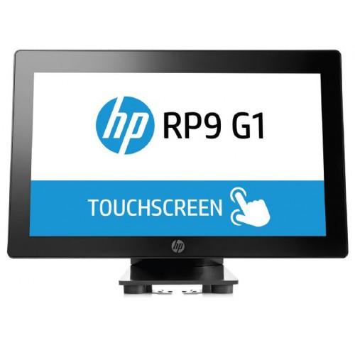 Sistem POS touchscreen HP RP9 G1 9015 Intel Celeron SSD 128GB No OS