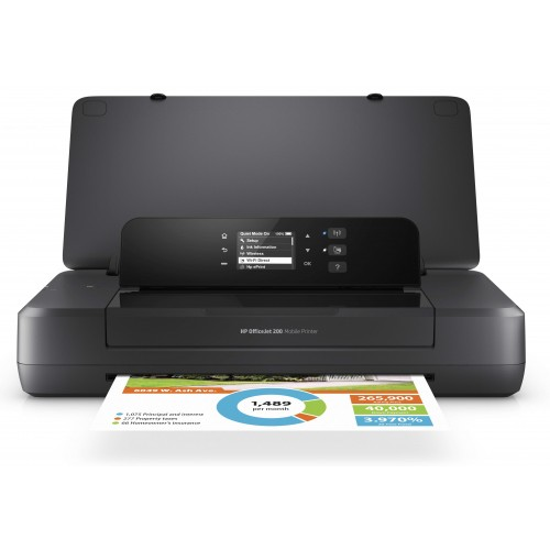 Imprimanta portabila HP OfficeJet 202