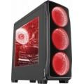 Sistem PC Gaming Diaxxa Light, Ryzen 7 2700 3.2GHz, 1TB+SSD 240GB, 16GB, Radeon RX 580 OC 8GB, Windows 10