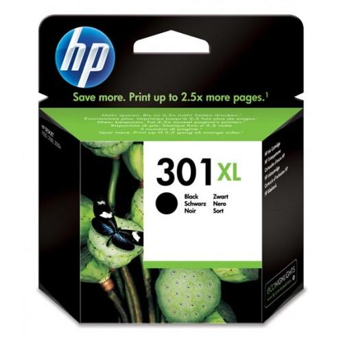 Cartus cerneala HP 301XL negru