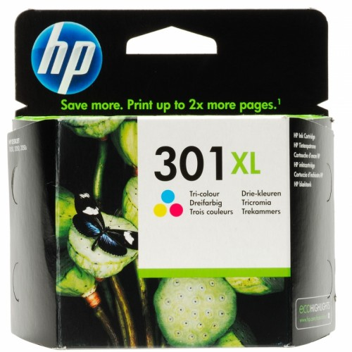 Cartus cerneala HP 301XL multicolor