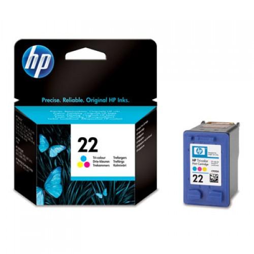 Cartus cerneala HP 22 multicolor