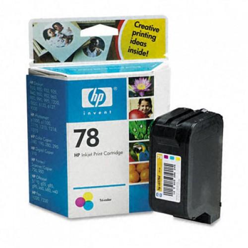 Cartus cerneala HP 78XL multicolor