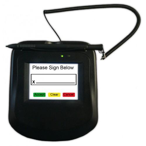 Pad semnatura digitala ID TECH uSign 300