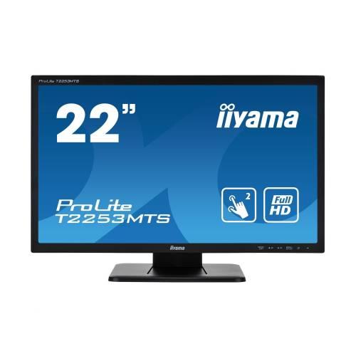 "Monitor touchscreen iiyama ProLite T2253MTS-B1 21.5"" negru"