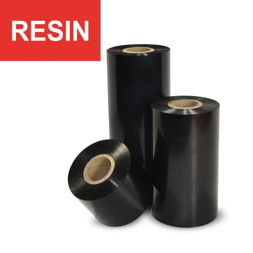 Ribon L50 90mm x 450m negru OUT
