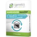 ITG Warehouse ImmERP - Software pentru operatiunile din depozite cu sincronizare in ImmERP