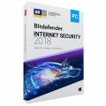 Bitdefender Internet Security 2018, 1 PC, 1 an, licenta electronica