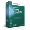 Kaspersky Total Security - Multi-Device European Edition, 1 PC, 1 an, Base License Pack