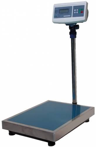 Cantar platforma TECS Z platan 60x60 cm 150/300 kg