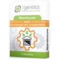 ITG Warehouse - Software pentru gestionarea miscarilor de produse si a stocurilor pentru terminale mobile