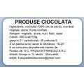 Etichete autoadezive PAVILION, produse ciocolata, 50x32 mm