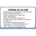 Etichete autoadezive PAVILION, crema de alune, 50x32 mm
