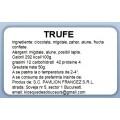 Etichete autoadezive PAVILION, trufe, 50x32 mm