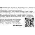 Etichete semilucioase AHD Ulei sticla mare, 70x40 mm