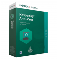 Kaspersky Anti-Virus - 2018, 1 utilizator, 1 an, Renewal BOX