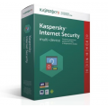 Kaspersky Internet Security - European Edition, 1 utilizator, 1 an, Renewal BOX