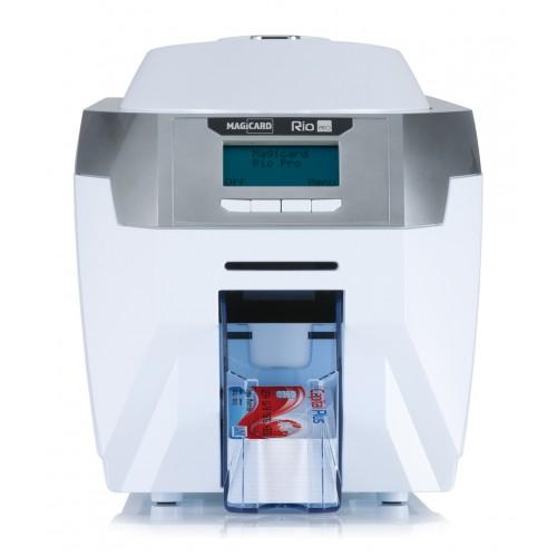 Imprimanta de carduri Magicard Rio Pro single side rewrite Ethernet