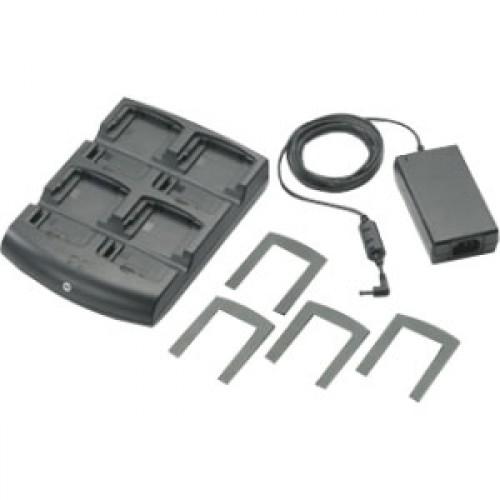Cradle incarcare acumulatori Zebra MC30 MC31 MC75 4 sloturi kit