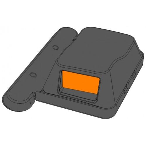 Cititor coduri de bare NCR RealPOS XR7 2D lateral