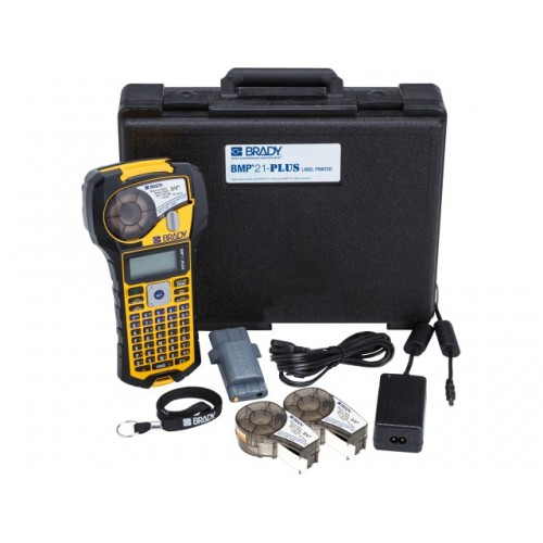 Aparat de etichetare Brady BMP21-Plus kit electricieni