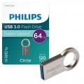 Memorie USB Philips 64GB Circle Edition