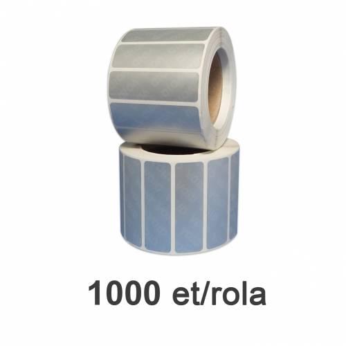 Role de etichete de sigiliu 50x15 VOID 1000 et./rola