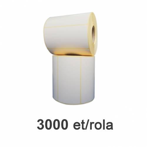 Role de etichete termice 100x50mm 3000 et./rola