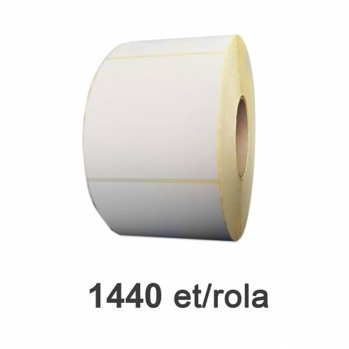 Role de etichete termice 100x100mm 1440 et./rola