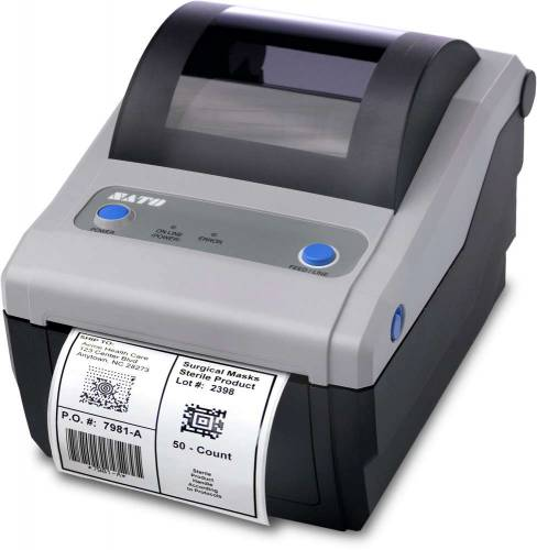 Imprimanta de etichete SATO CG408DT 203DPI Ethernet