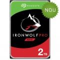 "HDD Seagate IronWolf Pro, 3.5"", 2TB, SATA3, 7200rpm, 128MB"